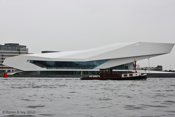 The Dutch National Film Institute, aka the Eye