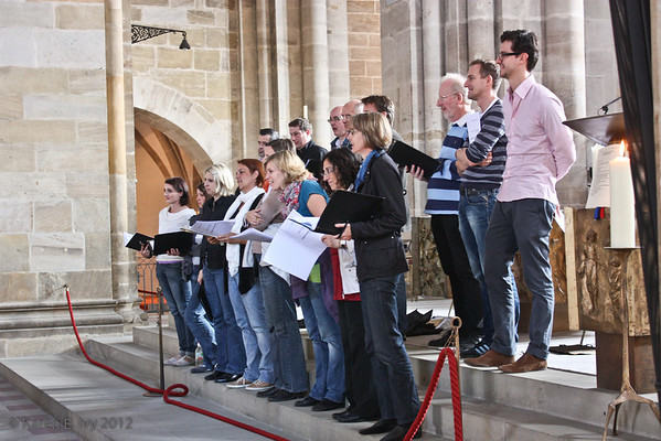 Bamberg Dom chorus