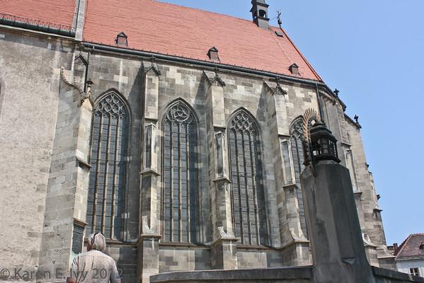 Nave of St. Martin's, Bratislava