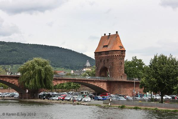 Miltenberg town gate