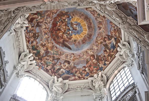 Ceiling, St. Stephen's