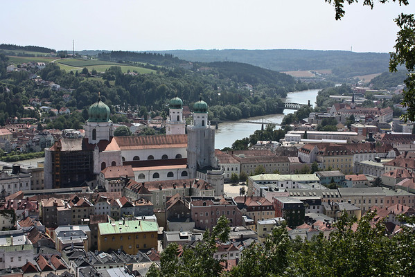 Passau and the Inn River