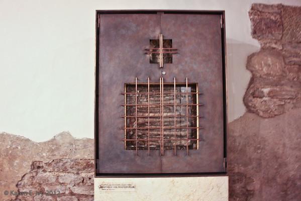 Bones of Berthold von Regensburg