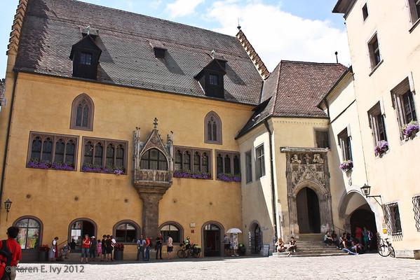 Regensburg Rathaus