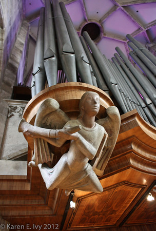 St. Stephen's organ