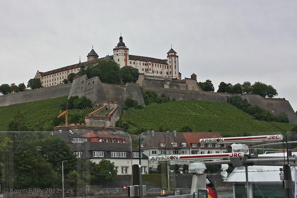 Fortress of Marienburg