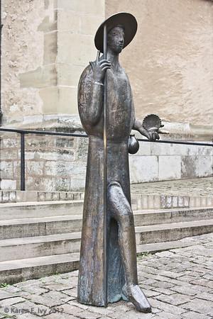 Statue of St. Jakob