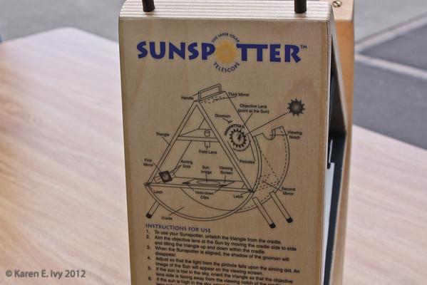 SunSpotter