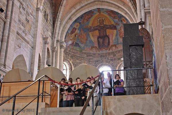 Bamberg Dom second chorus
