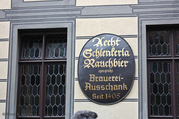 Schenkerla brewery