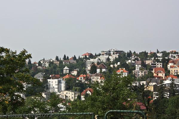 Houses in Bratislava