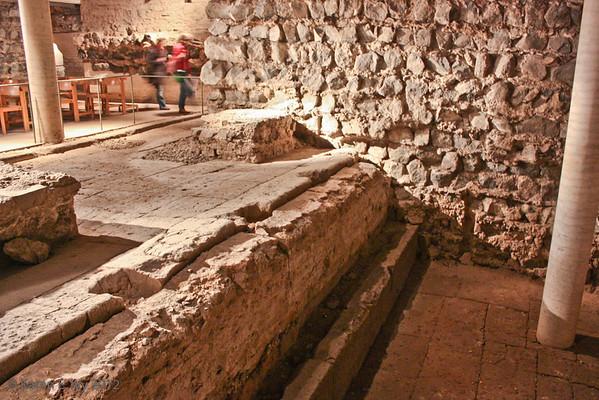 Great St. Martin Roman ruins