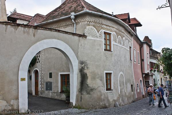 Street in Duernstein