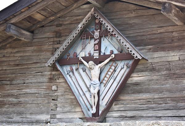 carpenter's crucifix