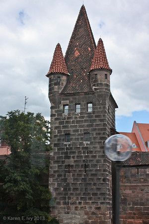 Luginsland tower