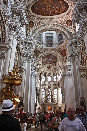 St. Stephen's, Passau
