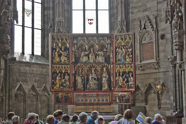 Wiener Neustädter Altar, 15th century