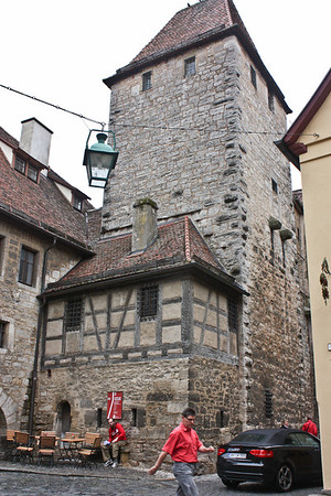 Markus Tower and 12th century gate
