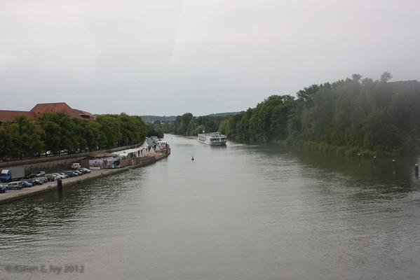 Main River at Würzburg